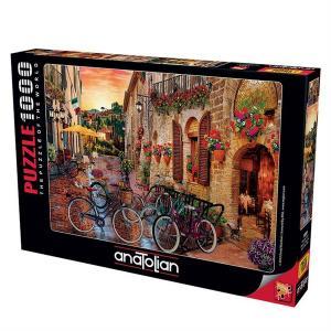 Anatolian Puzzle 1000 Parça Toscana Keyfi 1068