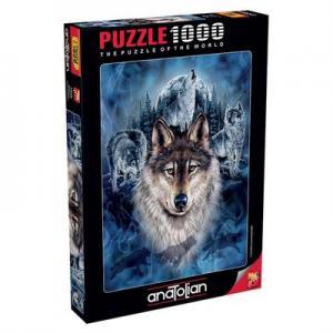 Anatolian 1000 Parça Kurt Timi Puzzle - Steven Gardner
