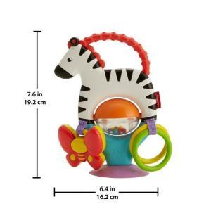 Fisher Price Sevimli Zebra Mama Koltuğu Oyuncağı FGJ11