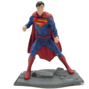 Figz Dc Comics Birleşen Figürler SUPERMAN 8 cm ORJİNAL