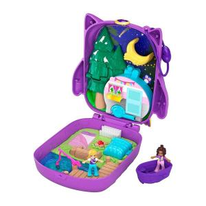 Polly Pocket ve Maceraları Oyun Seti FRY35