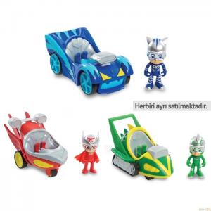 Orijinal PJ MASKELiLER Speed Booster Araçlar -95230