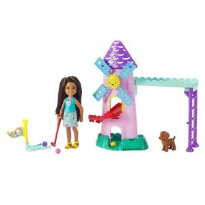 Barbie Chelsea Piknikte Oyun Setleri FDB32-FRL85