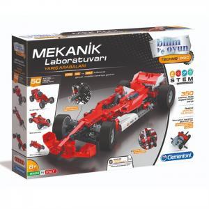 Clementoni Mekanik Laboratuvarı Yarış Arabaları 64995