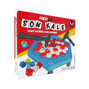 Redka Son Kale Zeka Mantık ve Strateji Oyunu (Akıl Oyunları)