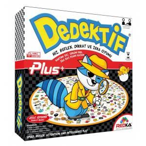 Redka Plus Dedektif Akıl oyunu