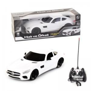 Ups Şarjlı 1:14 Mercedes Araba(Hızlı ve Öfkeli)