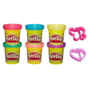 Play-Doh Işıltılı Hamur A5417