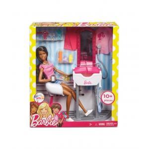Barbie Bebek ve Oda Setleri Fjb37 Kuaför