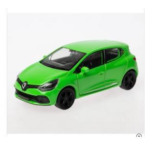 Welly 1:36 Ölçek Diecast Çek-Bırak Renault Clio RS -Yeşil