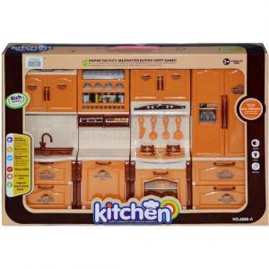 6888-A Kutulu 4 Lü Mutfak Seti Sesli Işıklı