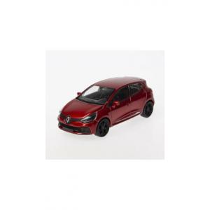 Welly 1:36 Ölçek Diecast Çek-Bırak Renault Clio RS -Kırmızı