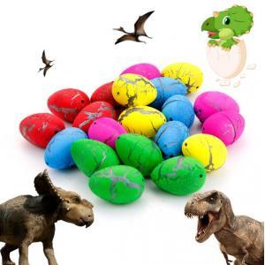 10 Adet Birden Suda Büyüyen Sihirli Dinozor Yumurtası