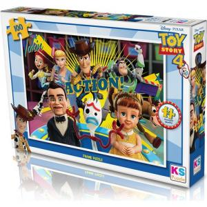 KS Games Toy Story Puzzle 100 Parça
