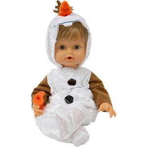 Disney Frozen 2 Cicciobello Olaf Kıyafetiyle