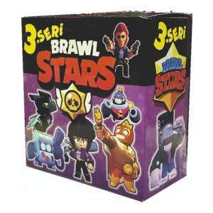 Brawl Stars 3. Seri Kutu Oyunu 120 Adet Kart