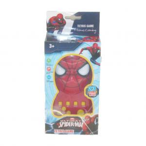 Süper Kahraman Figürlü Tetris Örümcek