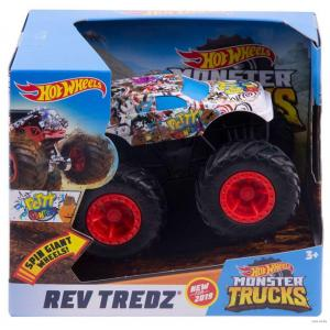 Hot Wheels 1:43 Monster Trucks Araba Potty Central FYJ71-GBV15