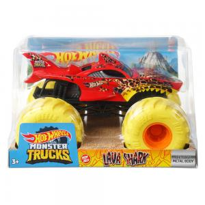 Monster Trucks 1:24 Arabalar FYJ83-GTJ38 Lava Shark