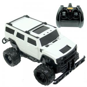 1:14 Kumandalı Büyük Tekerli Jeep Seri 2