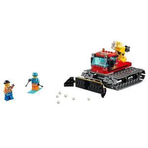 Lego City Kar Ezme Aracı 60222