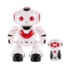 Uzaktan Kumandalı Işıklı ve Müzikli Akıllı Robot