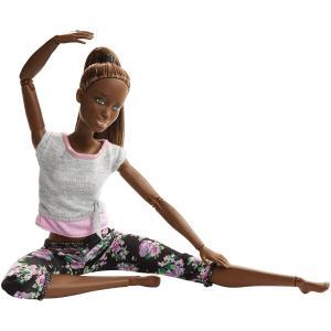 Barbie Sonsuz Hareket Bebekleri FTG80-FTG83