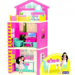 Dede Lola'nın 3 Katlı Ev Seti