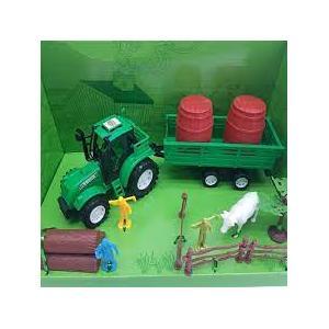 Kayyum Oyuncak Çiftlik Dünyası 13 Parça Büyük Set 706-9