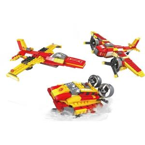 F-Blocks 3 in1 266 Parça Lego Seti No 25618