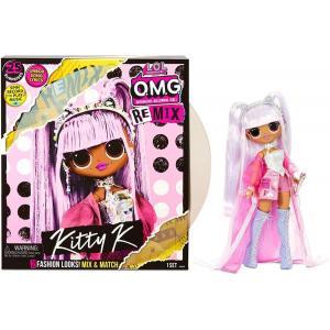 L.O.L Remix Çok Gizli Bebekler LLUG1000 - Kitty K