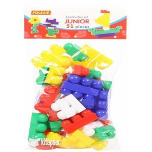 Polesie Oyuncak Tasarım Lego Seti 51 Parça POLESIE6653