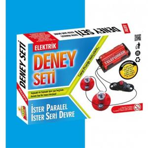 KumToys Elektirik Deney Seti