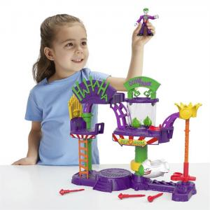 Imaginext DC Super Friends Joker Kahkaha Fabrikası Oyun Seti GBL26