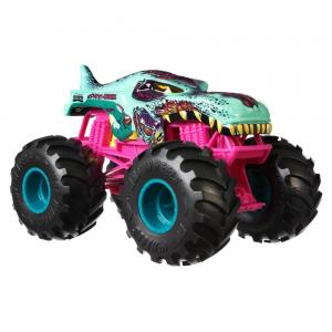 Hot Wheels 1:24 Monster Trucks Arabalar Zombie Wrex GCX24