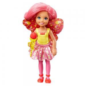 Barbie Chelsea Peri Bebekleri Dreamtopia Hayaller Ülkesi DVM87