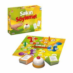 Sakın Söyleme ! Sam Games Kutu Oyunu
