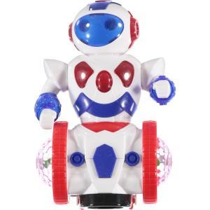 Sesli Ve Projeksiyonlu Robot 360 Derece Dönebilen