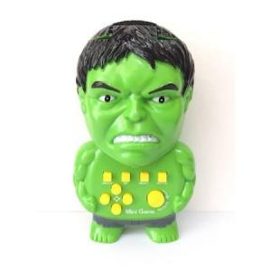 Hulk Karakterli Tetris Oyuncağı