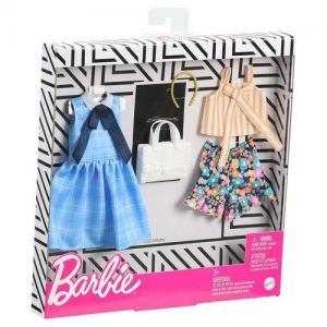 Barbie Barbienin Kıyafetleri İkili Paket GHX65-FYW82