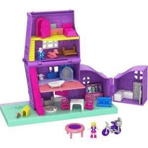 Polly Pocket - Figür Pollyville Evi GFP42