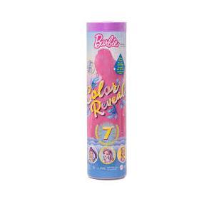 Barbie Renk Değiştiren 7 Süpriz Gtr93