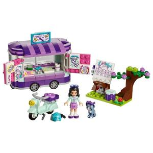 Lego-Friends Emma's Art Stand 41332