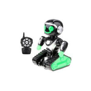 PARSTEK Uzaktan Kumandalı Siyah Yeşil Robot Oyuncak