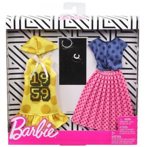 Barbienin Kıyafetleri İkili Paket FYW82-GHX60