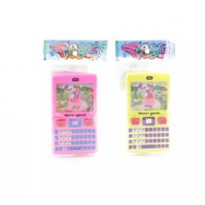 4 Adet birden Cep Telefonu Modelli Suda Halka Geçirme Oyunu 10 Cm