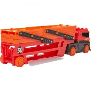 Hot Wheels Mega Tır Kırmızı/Turuncu