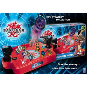 Bakugan Savaşı Brawlers Quickshot Oyunu
