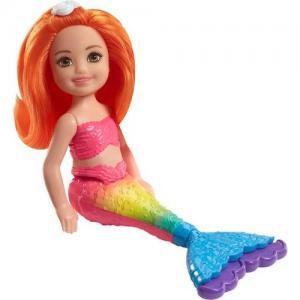Barbie Dreamtopia Chelsea Denizkızı Bebekleri FKN03-FKN05