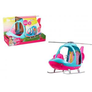 Barbie Dreamhouse Adventures Seyahat Helikopteri FWY29